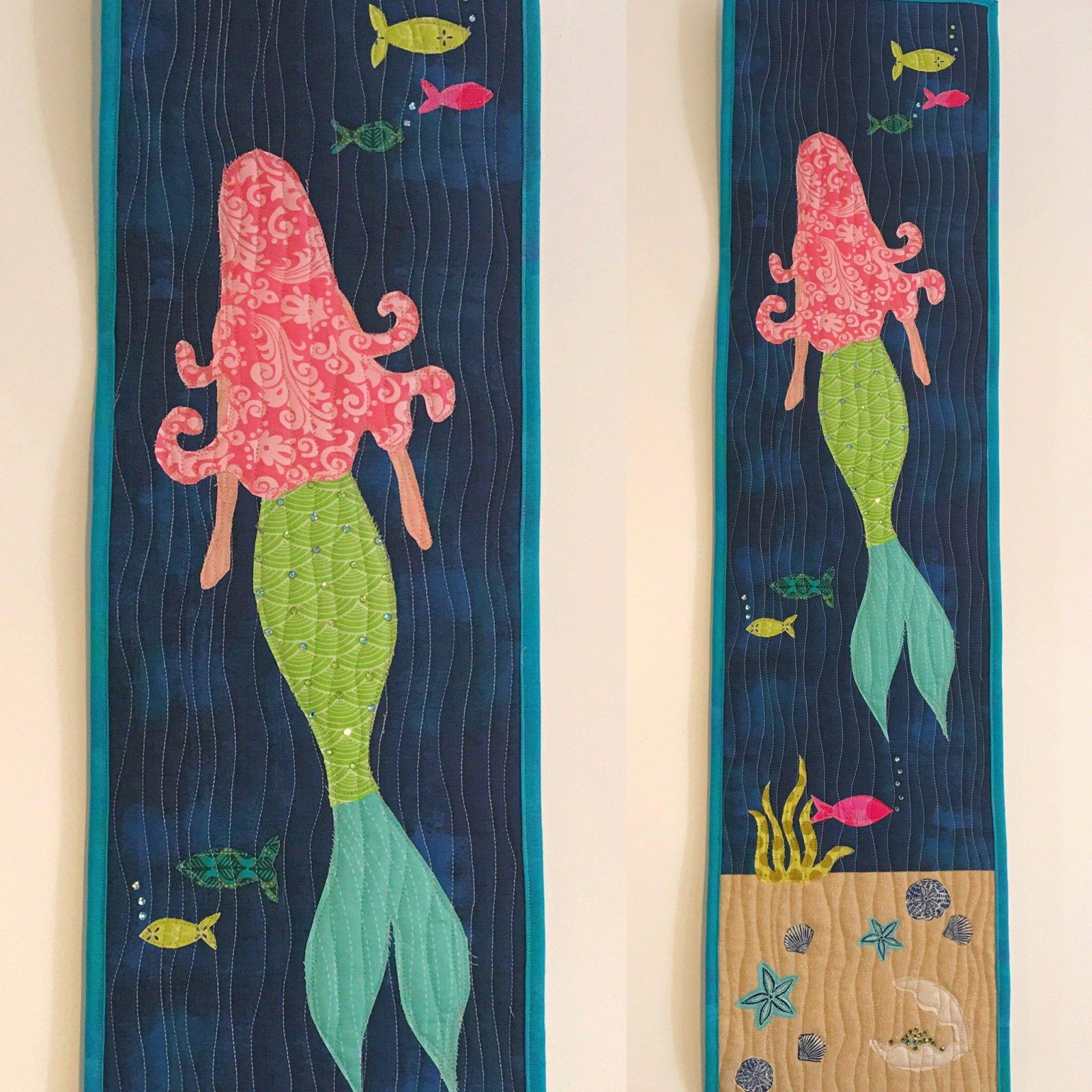 Row by Row 2017 Mermaid Kit