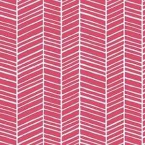 Herringbone in Pink