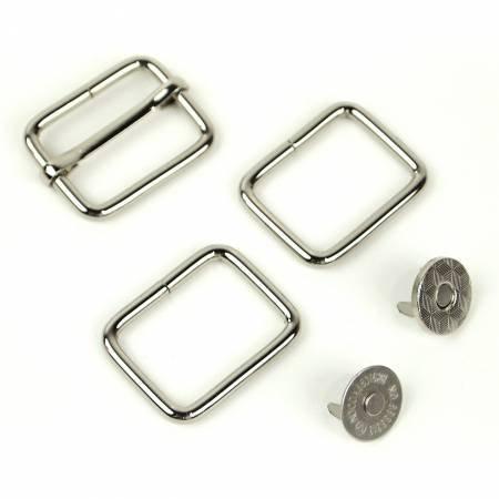Holly Hardware Kit- Nikel