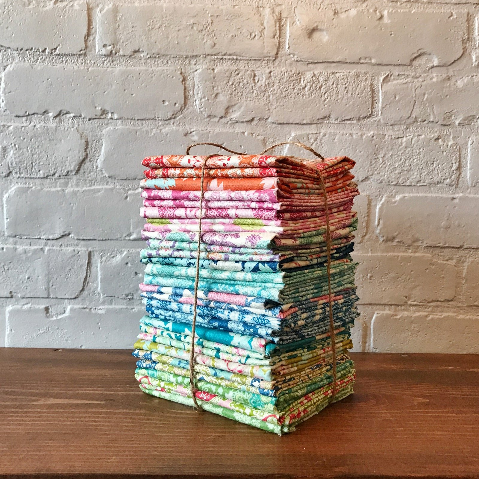 SunKiss HALF YARD Bundle -- 23 pieces