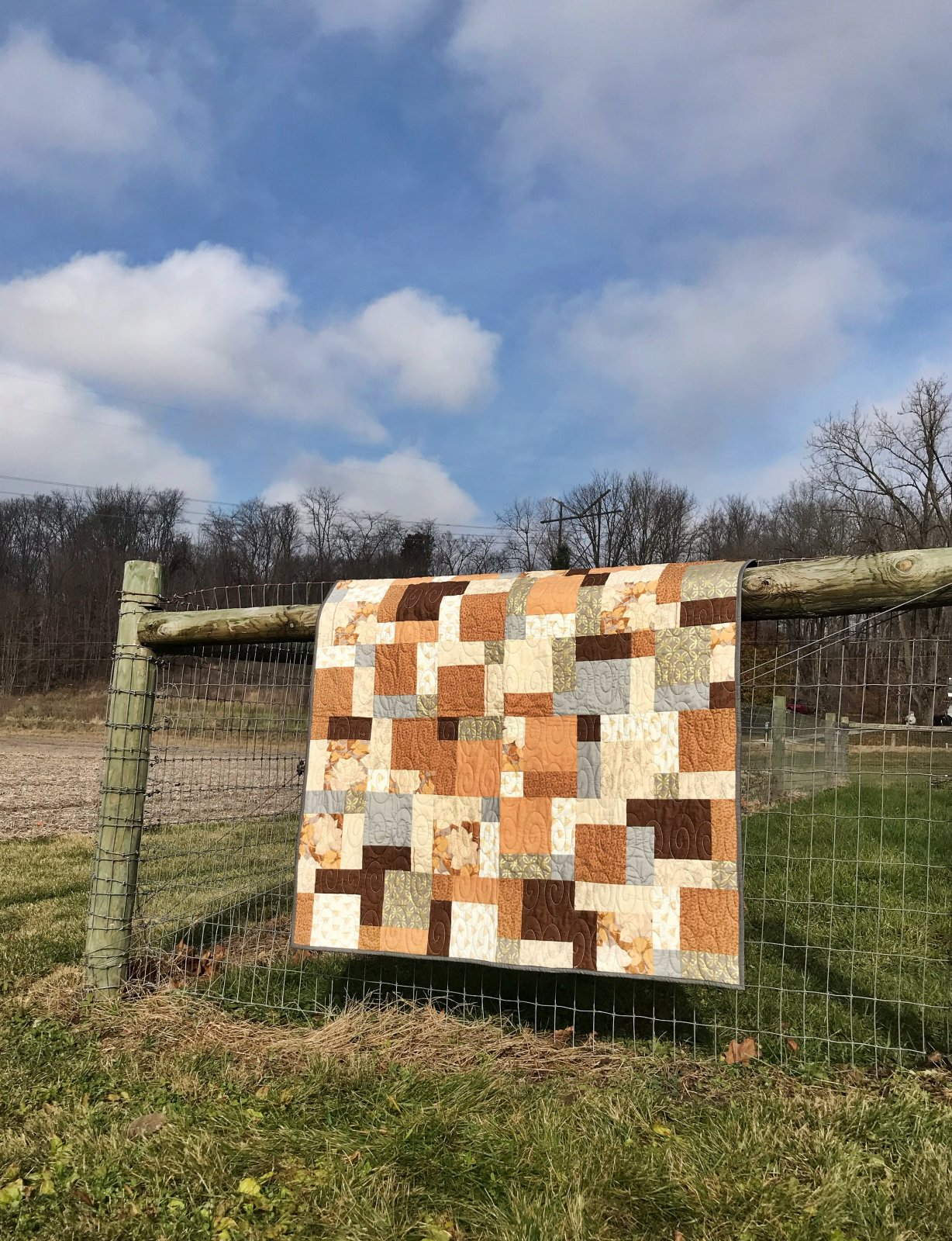 Disappearing Nine Quilt