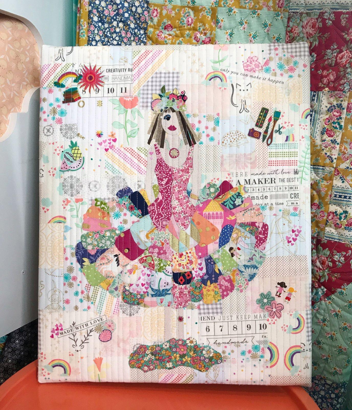 Dress - Teeny Tiny Collage Kit