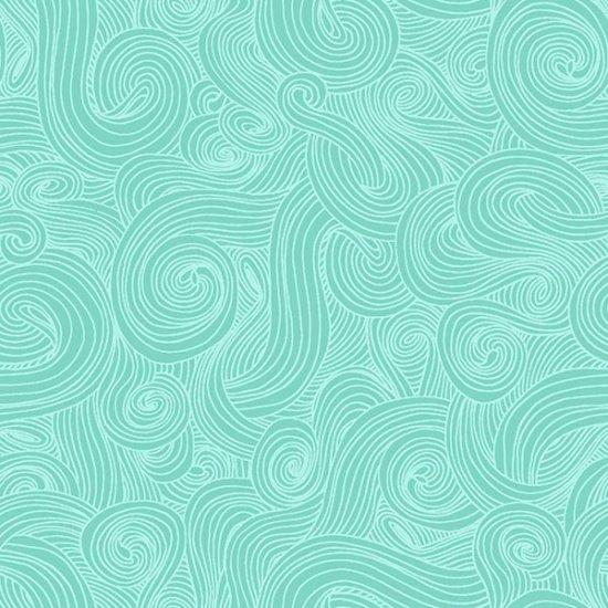 Just Color in Aqua by StudioE