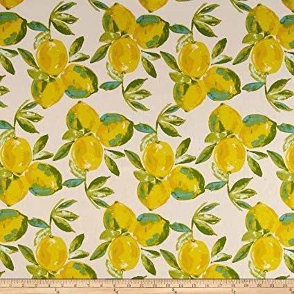 Yuma Lemons Mist -- CANVAS