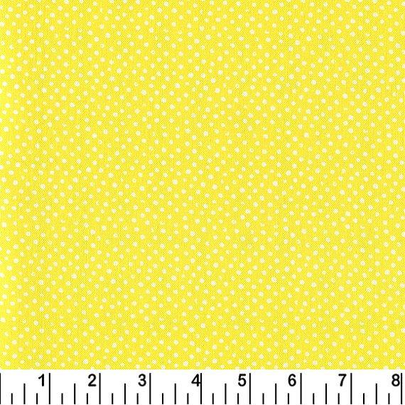 Dear Stella Mini Confetti Dots in Yellow