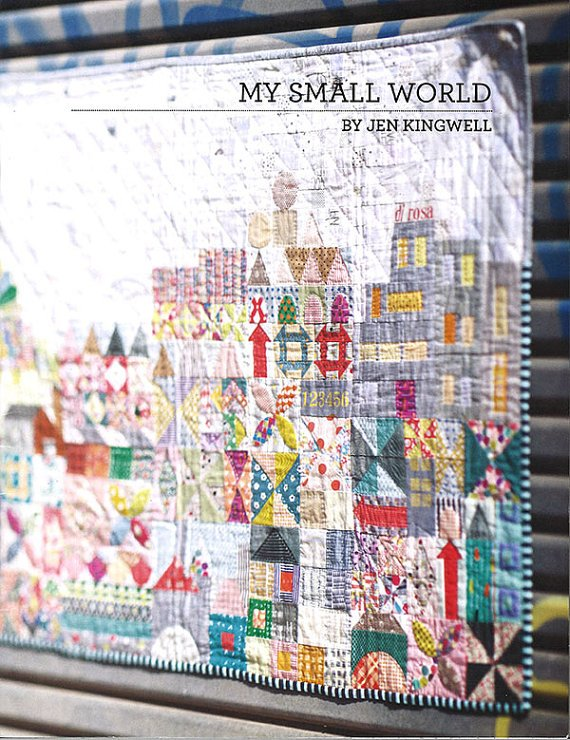 My Small World Book by Jen Kingwell