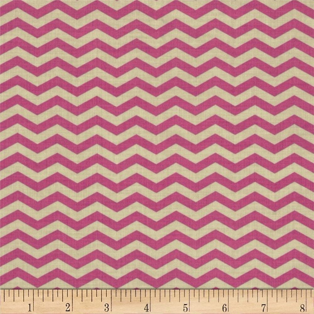 True Colors Chevron in Orchid