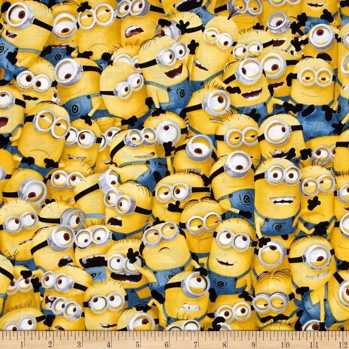 1 In A Minion Packed Minions in Yellow