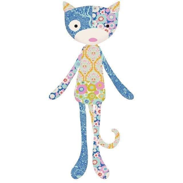 Patch Cat Kit - Tilda