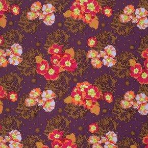 Anna Maria Horner - Pretty Potent Rayon Primrose in Cherry