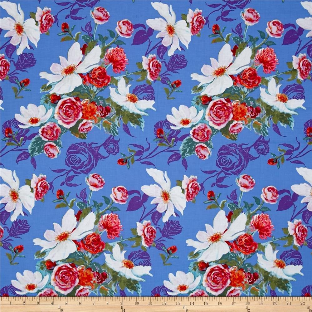 Rosealea in Lilac by Nel Whatmore