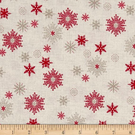 Scandi 3 Snowflakes