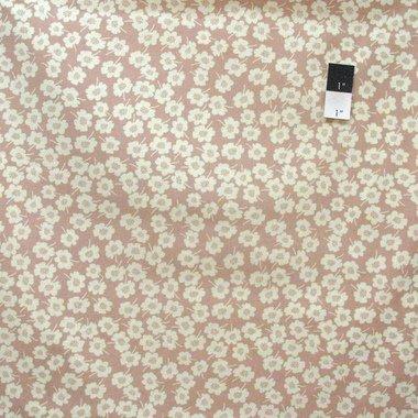 Secret Garden Daisy Dot in Linen