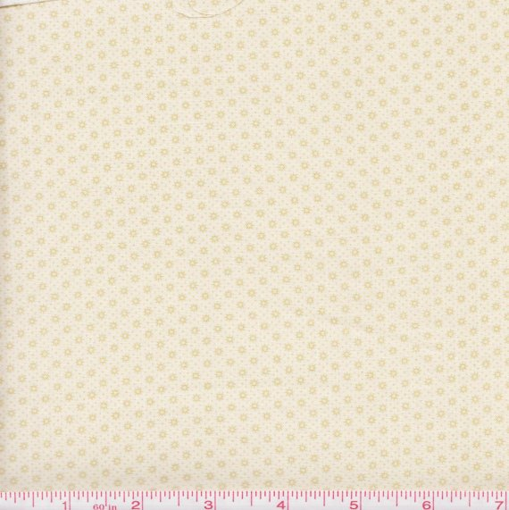 Bare Essentials Mini Suns on Cream by RJR Fabrics