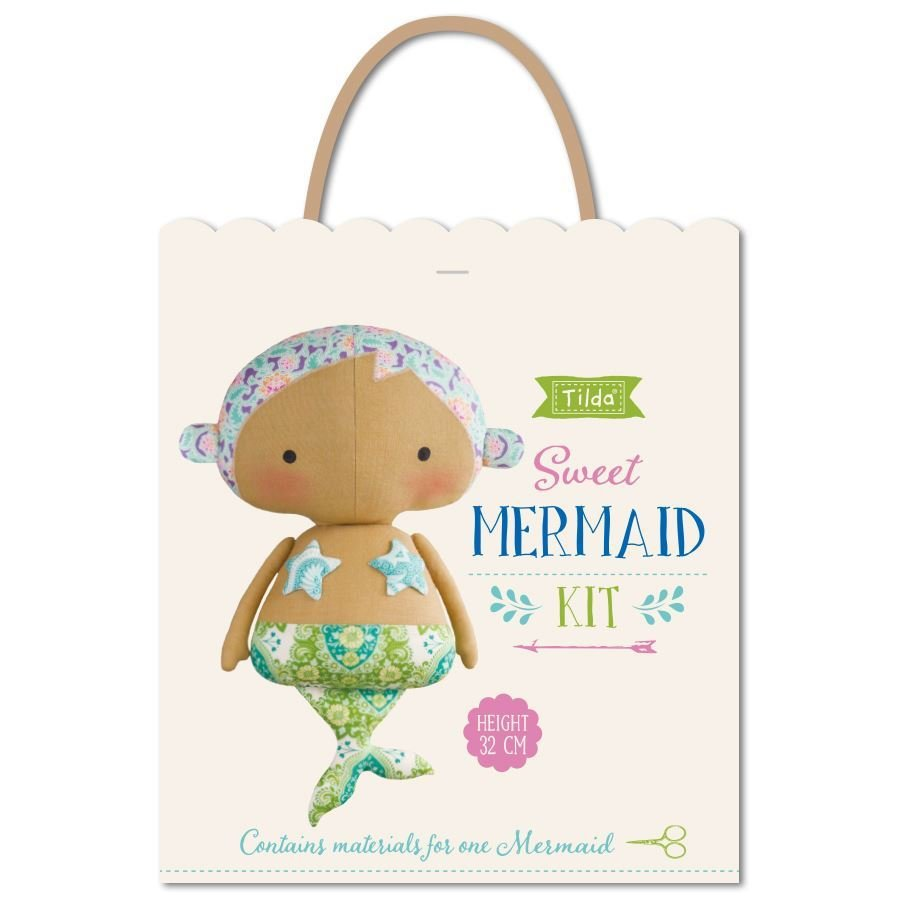 Sweet Mermaid Kit - Tilda