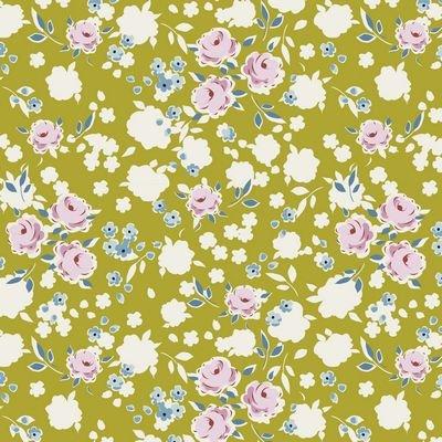 Apple Butter-- Bonnie in Mustard