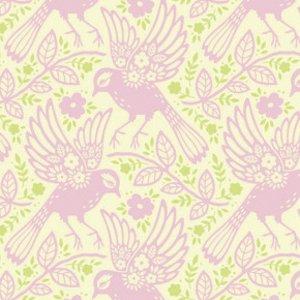 Heather Bailey - Up Parasol Meadowlark in Pink