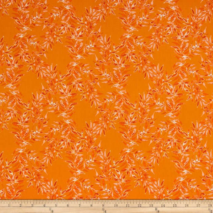 Virtuosa in Tang by Art Gallery Fabrics
