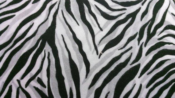 Wild Zebra Stripes