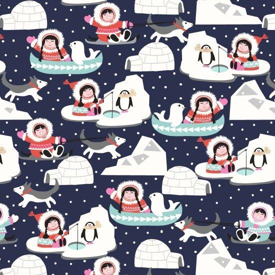 Arctic Girl 3410-77