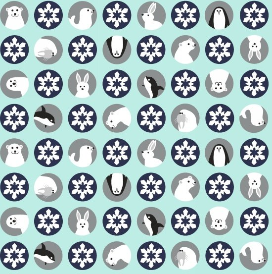 Arctic Girl - 3411-11