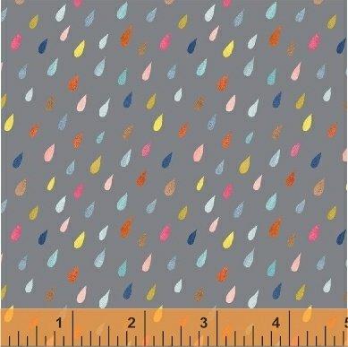 rain drops- paint the town