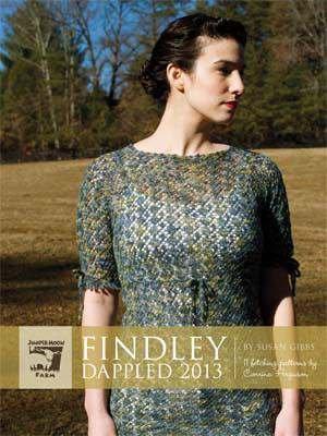FINDLEY DAPPLED PATTERN BOOKLET