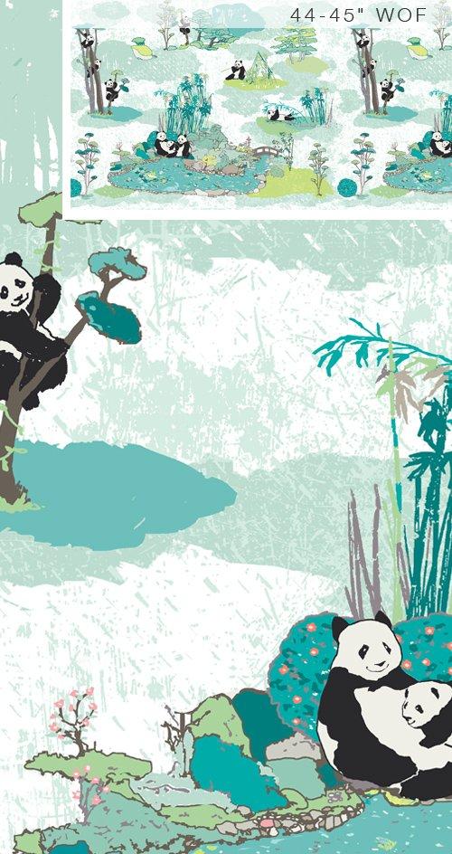 Pandagarden Recess