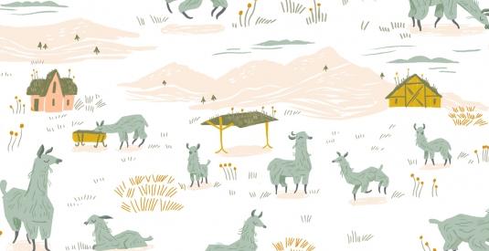 Llama Lands