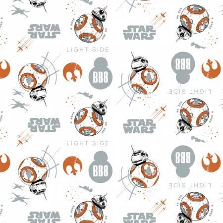 Star Wars BB8 White