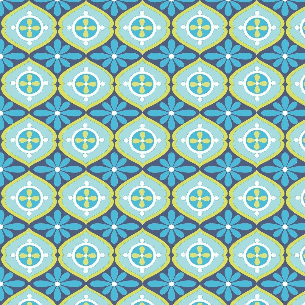 Tunisian Tile KNIT - MKK-02-BLT