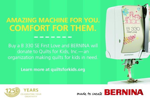 BERNINA 350 First Love