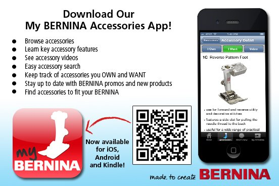 BERNINA Accessory App