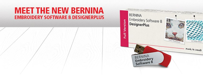 BERNINA Version 8 software