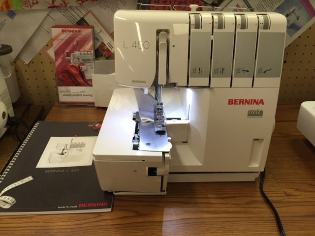 BERNINA SERGER L450