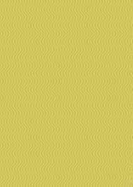 Geometrix: Chartreuse Wave