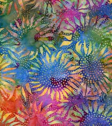 Bali Chop Sunflower Multi