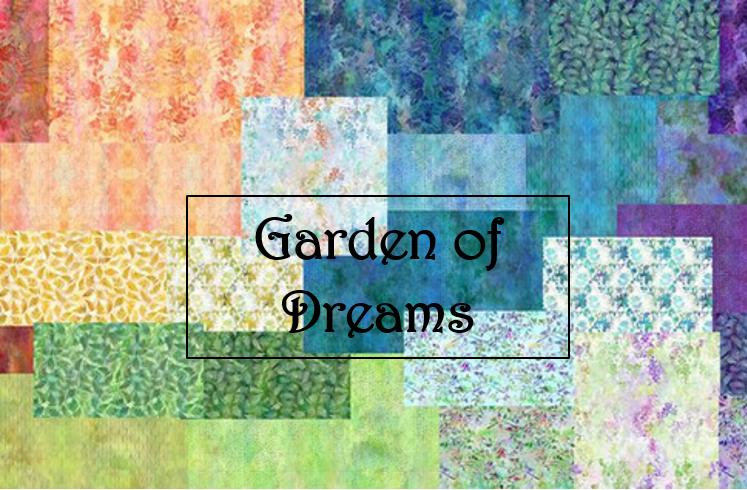 Garden of Dreams Fat Quarter Bundle
