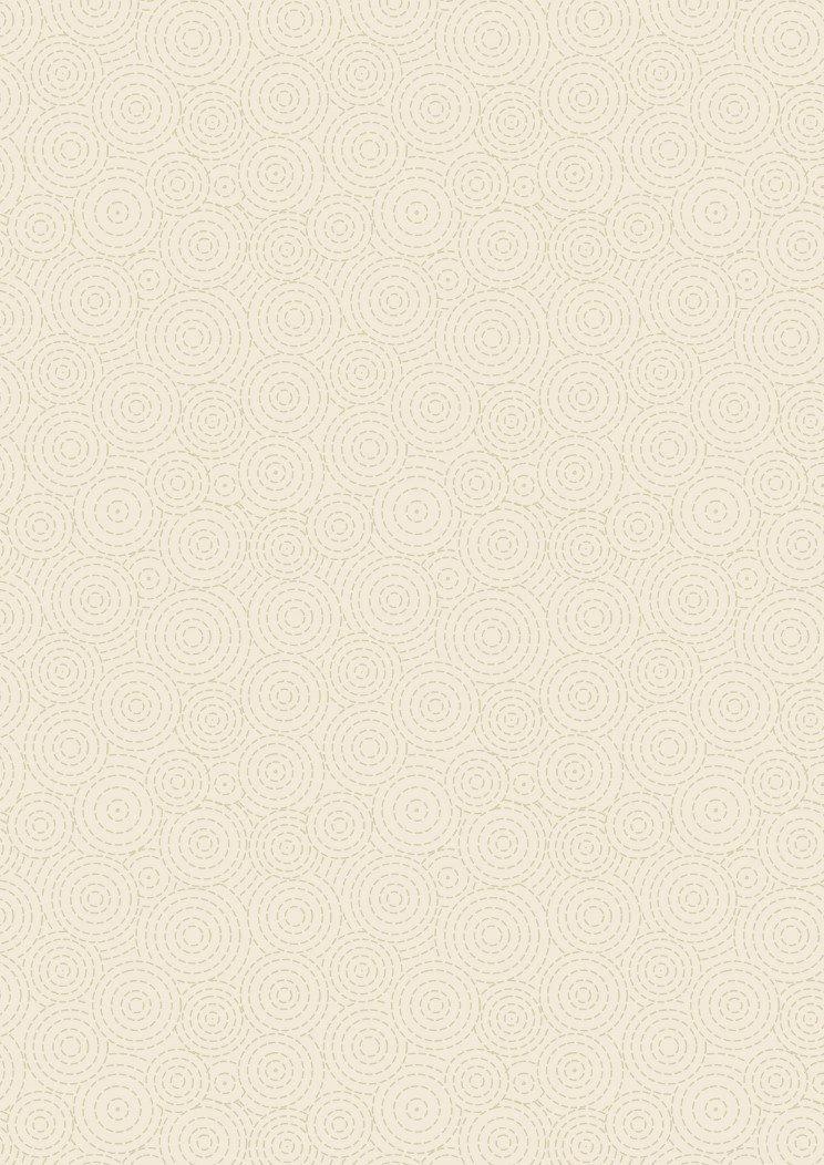 Geometrix: Cream Circles