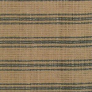 Homespun Tan and Green Stripe