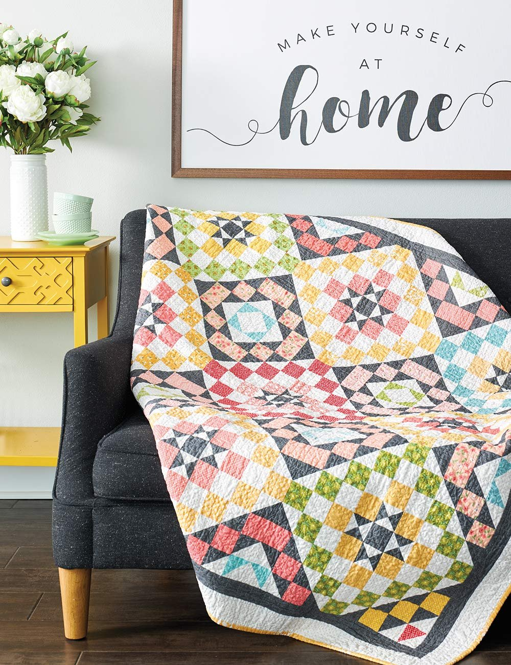 Quilt by Color: Scrappy Quilts with a Plan