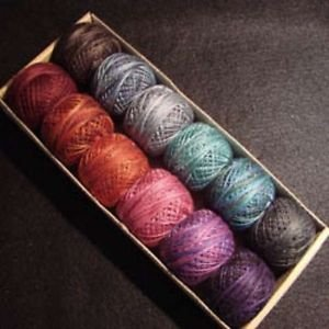 Valdani Thread Pearl 8