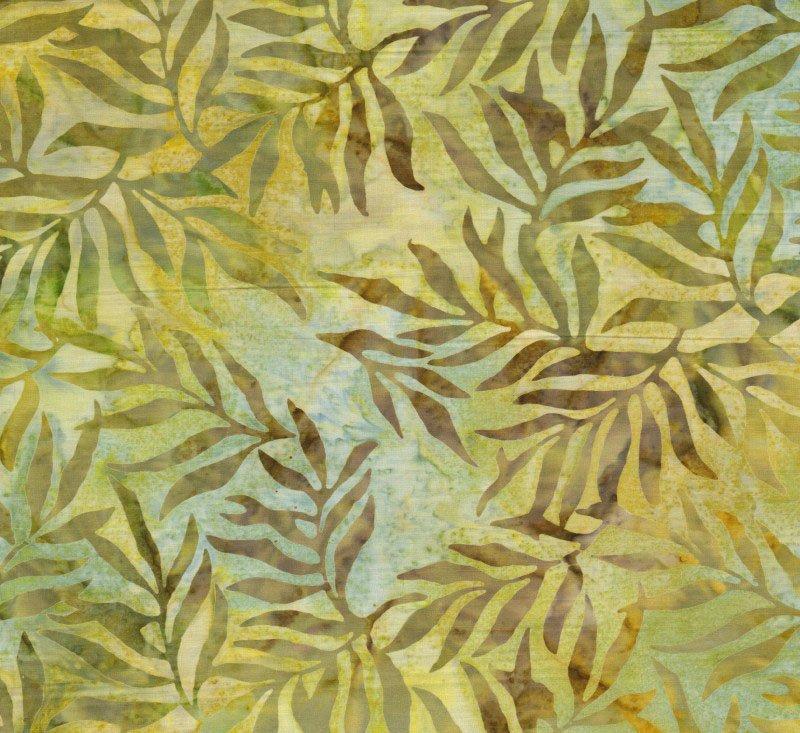 Olive Willow Batik (#7004)