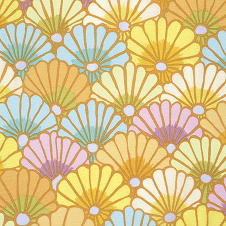 Thousand Flowers - Yellow - Kaffe Fassett (#7037)