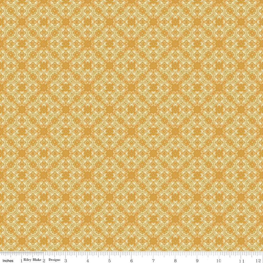 Autumn Hues - Diamond Gold (#7077)