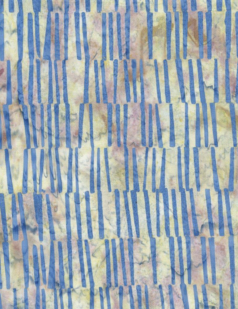Tonga Riviera Batik - Barcode - Coast (#7135)