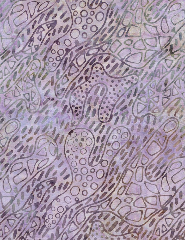 Tonga Riviera Batik - Doodles - Oasis (#7136)