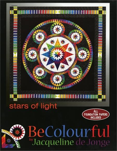 Stars of Light Pattern - Includes All Foundation Papers