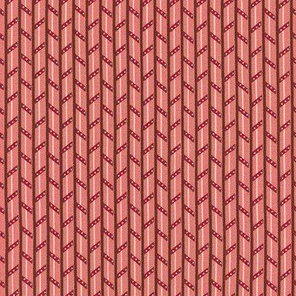 Sweet Charlotte - Pink Stripe (#7116)