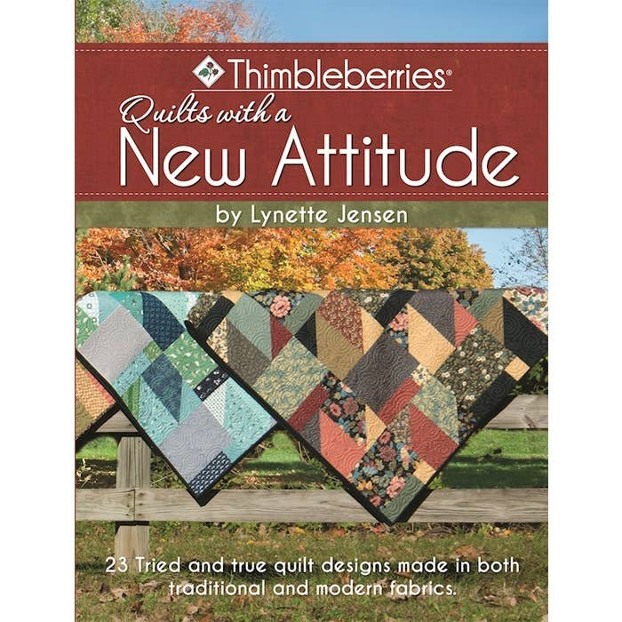 Thimbleberries With A New Attitude